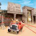 The Lost Kingdom Adventure shoot-em-up dark ride coming to Legoland Florida.