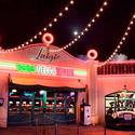 Luigi's at night