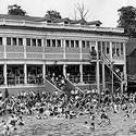 Conneaut Lake Park - Beach club