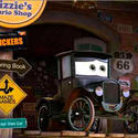 Radiator Springs Curio Shop