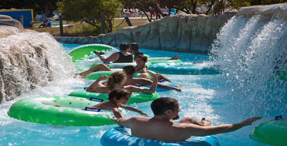 The Sunset River lazy river at Knott's Soak City in Chula Vista likely will be renamed Loggerhead Lane.
