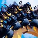 6. Batman the Ride