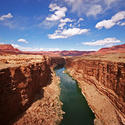 Marble Canyon in Arizona