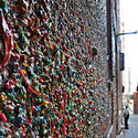 Seattle's Market Theater Gum Wall