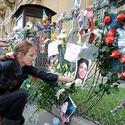 World reaction to death of Michael Jackson - Russia