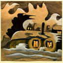 'Heat Waves in a Swamp: The Paintings of Charles Burchfield,' UCLA Hammer Museum