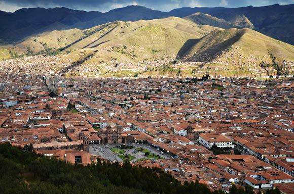 Greater Cuzco's population has grown to roughly 360,000 -- more than twice what it was in the early 1990s. Photo taken in 2011.