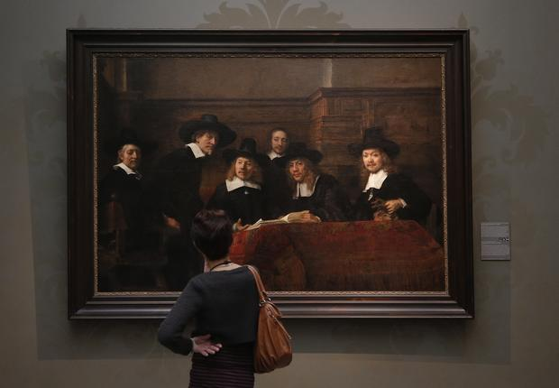 Soon, visitors will once again be able to admire masterpieces by Rembrandt and others  at the Rijksmuseum Amsterdam, which is to reopen April 13.