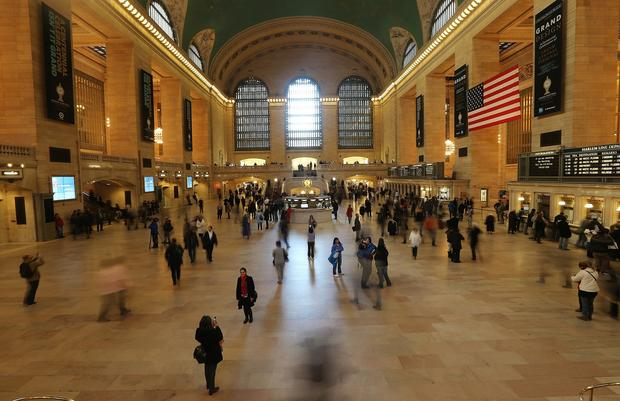 If the walls at New York's Grand Central Terminal could talk, what stories they could tell. The celebrated station is turning 100 this year, and special art and performance events are scheduled throughout the year to herald this event.