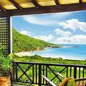Eco-resort: Hermitage Bay, Antigua, West Indies