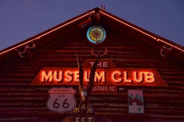 "Come here to drink up and commune with the ghosts of the old Route 66, which runs right out front. The Zoo (as locals call it) is a log-cabin roadhouse full of neon signage, ample taxidermy, a big flag, juke box, dance floor and history dating to 1931. 3403 E. Route 66, Flagstaff; (928) 526-9434; <a href=""http://www.themuseumclub.com"">http://www.themuseumclub.com</a>."