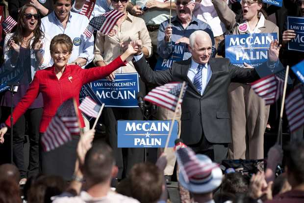 In 2008, presidential candidate Sen. John McCain (Ed Harris) selected relatively unknown Alaska Gov. Sarah Palin (Julianne Moore) as his running mate. While the book by John Heilemann and Mark Halperin focuses on both President Barack Obama and McCain's campaigns, the Jay Roach-directed HBO film focuses on Palin's effect on the latter campaign and her personal interactions throughout. When Palin stepped out in front of the American people, her great northern accent, shoe selection and odd sayings came under fire and potentially cost McCain the race.<br> <br> <b>Campaign lesson learned:</b> When choosing an unknown running mate for vice president, be prepared for the polarizing effect her great northern accent, shoe selection and odd sayings may have.