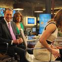On the set: 'CBS This Morning'