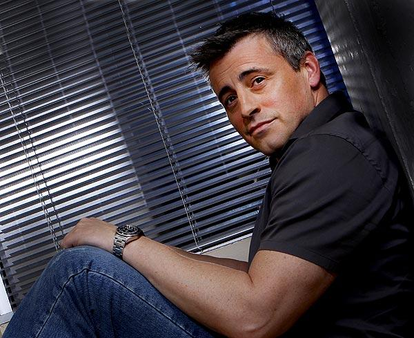 "Matt LeBlanc, best known for his role as Joey on ""Friends,"" is playing an arrogant actor named Matt LeBlanc in the new Showtime comedy ""Episodes."""