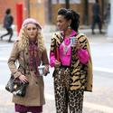 AnnaSophia Robb   and Freema Agyeman