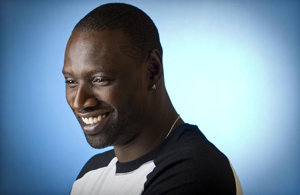 "Omar Sy won the Cesar actor prize for his role as a rambunctious caretaker in the French film ""The Intouchables."""