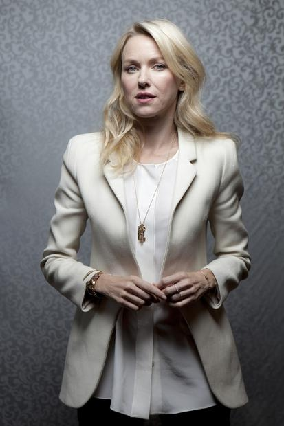 "In ""The Impossible,"" actress Naomi Watts was expected to convey a range of complexly emotions, with little dialogue, in her role as a mother struggling after a tsunami splits her family."