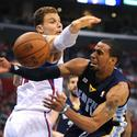 Blake Griffin, Mike Conley