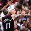 Blake Griffin, Chris Andersen