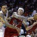 Matt Barnes, Chris Andersen