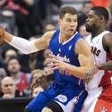 Amir Johnson; Blake Griffin