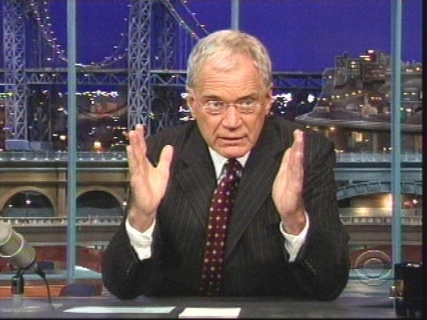 "On Oct. 1, 2009, David Letterman devoted a 10-minute-long ""Late Show"" monologue to the revelation that he had sexual relationships with female employees and that someone tried to extort $2 million from him over the affairs. <br><br>While saying that he felt ""menaced"" by extortion suspect Robert Joel Halderman, a former CBS producer who planned to write a screenplay about the affairs, the comic did not express any contrition for cheating on his wife, Regina Lasko, whom he dated for 23 years before their marriage in March 2009. Letterman said Haldermen sent him a note saying, ""'I know that you do some terrible terrible things and I can prove that you do these terrible things'... and sure enough what was contained in the package was proof that I do terrible, terrible things.""<br><br> ""I have had sex with women who worked on this show,"" Letterman told the audience matter-of-factly. ""And would it be embarrassing if it were made public? Perhaps it would. Especially for the women."""