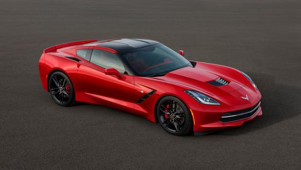 Chevrolet says that the new Corvette will have a 50/50 weight balance between front and rear, optimal for handling and driver feel.