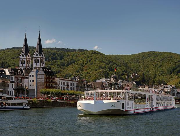 The trend in 2013 cruising isn't the usual big-bigger-biggest. Most ships being added to cruise lines this year are designed for river cruising, carrying fewer than 200 passengers. Viking River Cruises is introducing 10 new longships on its European routes. The Viking Freya, pictured on the Danube, is similar in design to the new ones.