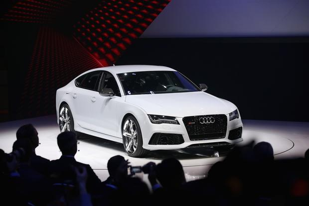 Audi introduces the RS7.