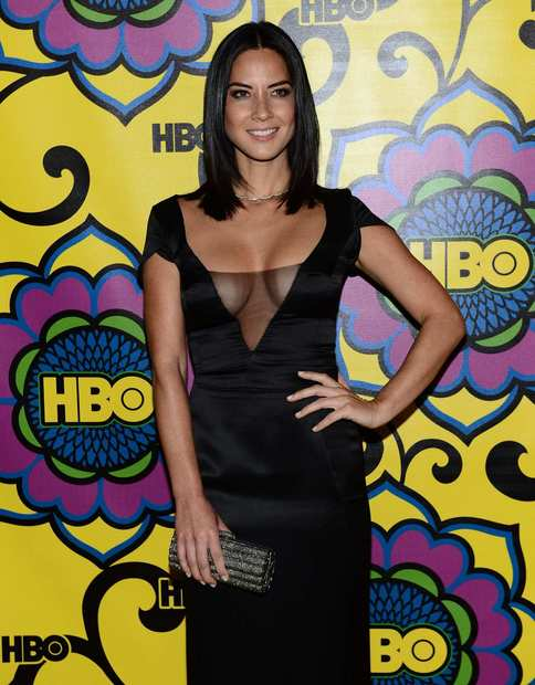 """The Newsroom"" actress Olivia Munn <style type=""text/css"">