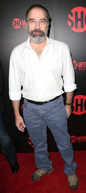 """Homeland"" actor Mandy Patinkin