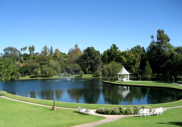 Grand Tradition Estate & Gardens, a popular wedding venue since 1984, opened to the public this year. You can stroll through gorgeous Mediterranean- and tropical-style gardens, then eat lunch at the newly opened Veranda (reservations are a must) at the back of the Victorian mansion overlooking a heart-shaped lake.