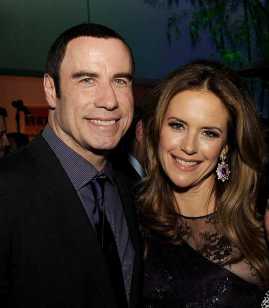 """Saturday Night Fever"" star John Travolta has been practicing Scientology since 1975, when he read the book ""Dianetics"" on the set of ""The Devil's Rain."" His wife, Kelly Preston, is also a practicing member and made headlines when she said that Scientology helped her deal with her son Jett's death. She has opted for silent child births, which the church advocates. ""It's just no words as much as possible. If you need to moan, if you cry out or all of that, of course, is normal,"" Preston  said. ""But just bringing them in as peaceful and gentle a way as possible."""
