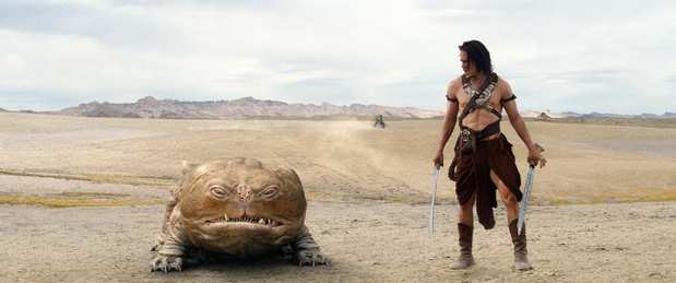 """John Carter,"" the $250-million fantasy adventure film set on Mars, flopped with the critics and at the box office where it caused the studio to claim an $84 million operating loss during its second quarter. Will it join ""Gigli,"" ""Speed Racer"" and the rest on our list of the costliest flops of all time?"