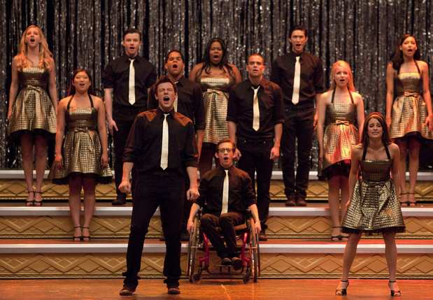 "People were skeptical that a high school series could also be a successful musical, but Ryan Murphy's ""Glee"" proved the naysayers wrong. The outcast members of New Directions, the William McKinley High School glee club, managed to make high school choir seem really cool."