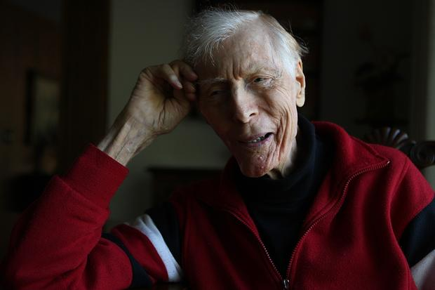 "Dr. E.T. Rulison, 97, is an advocate for the ""Right to Die"" movement. He has a vial of methadone at home and plans to use it in the event he has a severe heart attack or stroke."