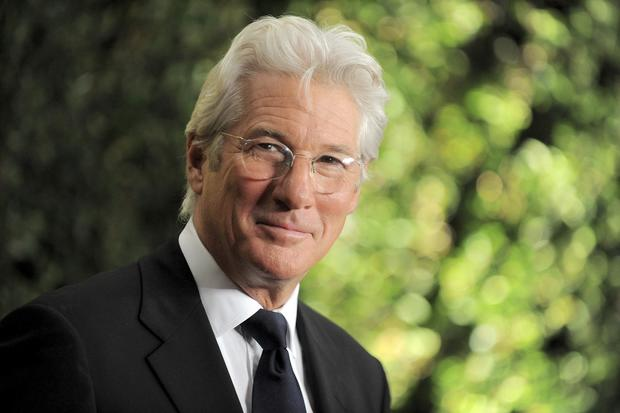 Actor Richard Gere.