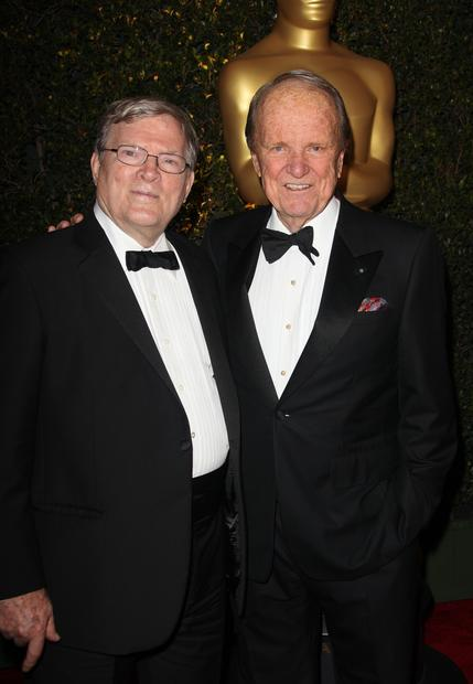 D.A. Pennebaker and George Stevens Jr.