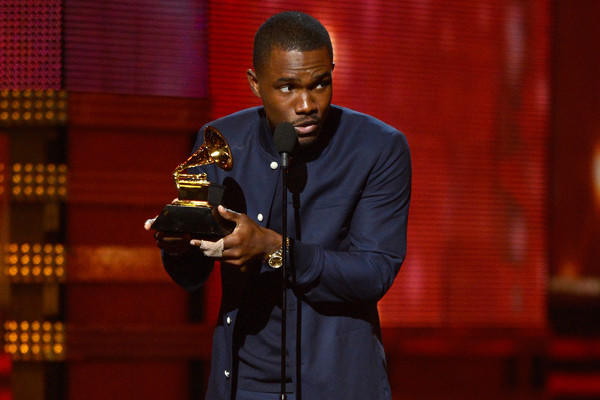 "Album of the year -- ""Channel Orange""