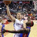 <b>Game 10: Detroit 113, at Clippers 107 (OT)</b>
