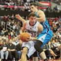 <b>Game 15: at Clippers 99, New Orleans 95</b>
