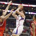 <b>Game 30: Houston 97, at Clippers 92</b>