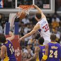 <b>Game 39: at Clippers 99, Lakers 92</b>
