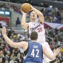 <b>Game 41: at Clippers 126, Minnesota 111</b>