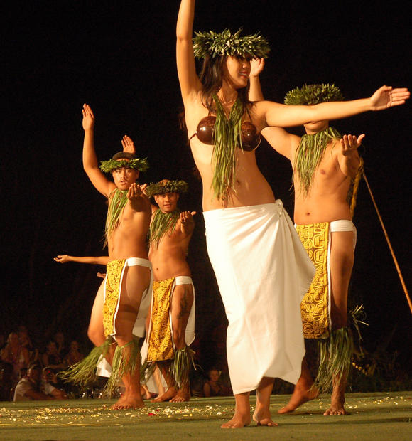 The Old Lahaina Luau.