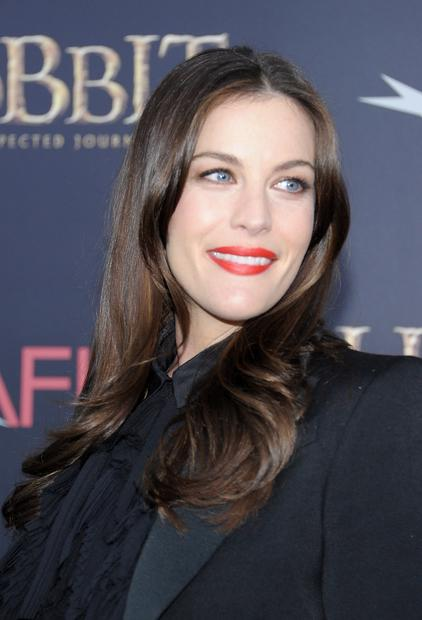 "Actress Liv Tyler, who played Arwen in ""The Lord of the Rings"" films."