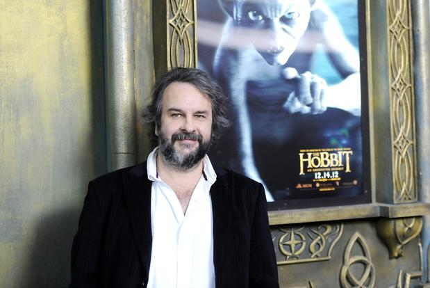 "Peter Jackson, director and co-writer of ""The Hobbit: An Unexpected Journey."""