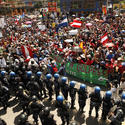 Unrest in Honduras