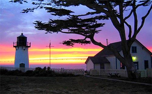 Guests at the Point Montara Lighthouse Hostel stay in converted Coast Guard quarters on lighthouse grounds. Perched on a bluff overlooking the Pacific Ocean in Northern California, Point Montara offers views and access to tide pools teeming with sea life.<br> <br> POINT MONTARA LIGHTHOUSE, Montara, Calif.; (650) 728-7177, www.hostelbooking.com/dba/hostel060087.en.htm. Details: 50 beds; single-sex dorms; kitchen, meals available; Internet access.