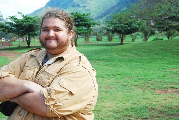 "Jorge Garcia, who played Hurley on ""Lost,"" enjoyed his time shooting the series in Hawaii. He spent some time showing our reporter some ""Lost""-centric locations around the island."